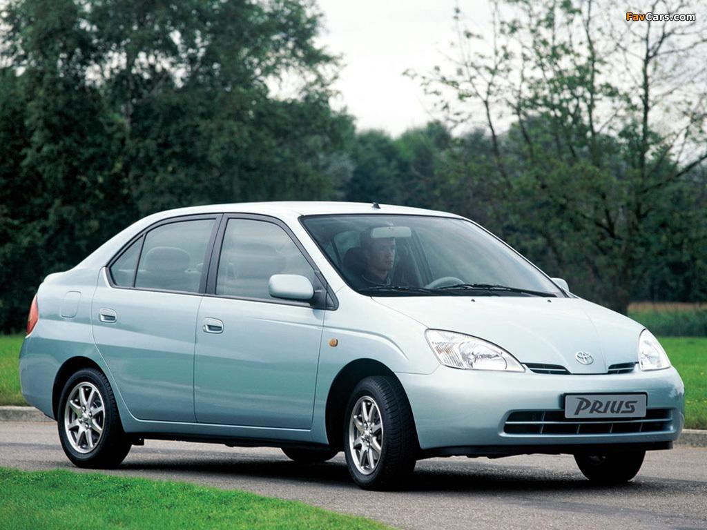 Toyota Prius Nhw10 1997 2000 Photos 1024x768