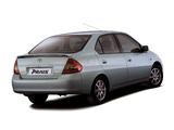 Toyota Prius (NHW10) 1997–2000 pictures