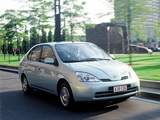 Toyota Prius (NHW10) 1997–2000 wallpapers