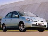 Toyota Prius UK-spec (NHW11) 2000–03 images