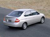 Toyota Prius US-spec (NHW11) 2000–03 photos
