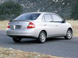 Toyota Prius US-spec (NHW11) 2000–03 pictures