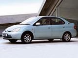 Toyota Prius UK-spec (NHW11) 2000–03 pictures