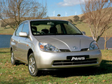 Toyota Prius AU-spec (NHW11) 2001–03 images