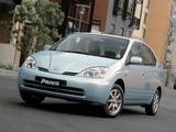 Toyota Prius AU-spec (NHW11) 2001–03 photos