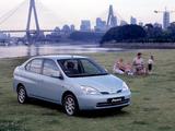 Toyota Prius AU-spec (NHW11) 2001–03 pictures