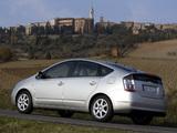 Toyota Prius (NHW20) 2003–09 images
