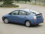 Toyota Prius US-spec (NHW20) 2003–09 images