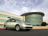 Toyota Prius US-spec (NHW20) 2003–09 photos
