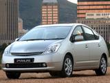 Toyota Prius ZA-spec (NHW20) 2003–09 photos
