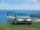 Toyota Prius G (NHW20) 2003–09 pictures