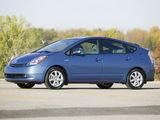 Toyota Prius US-spec (NHW20) 2003–09 pictures