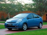 Toyota Prius ZA-spec (NHW20) 2003–09 wallpapers