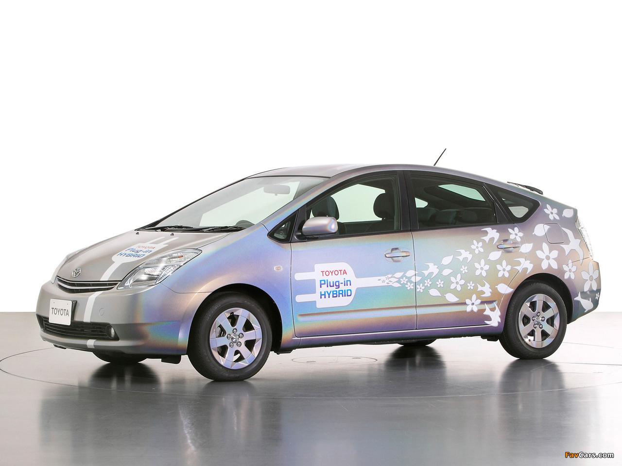 Toyota Prius AU-spec (NHW20) 2003–09 wallpapers (1280 x 960)