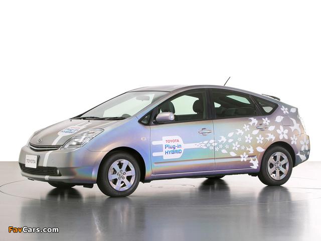 Toyota Prius AU-spec (NHW20) 2003–09 wallpapers (640 x 480)