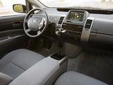 Toyota Prius US-spec (NHW20) 2003–09 wallpapers