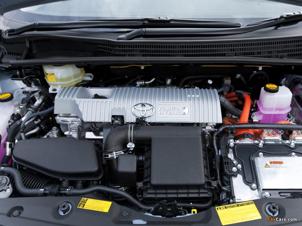 Toyota Prius Plug-In Hybrid Concept US-spec (ZVW35) 2009 images (1024 x 768)