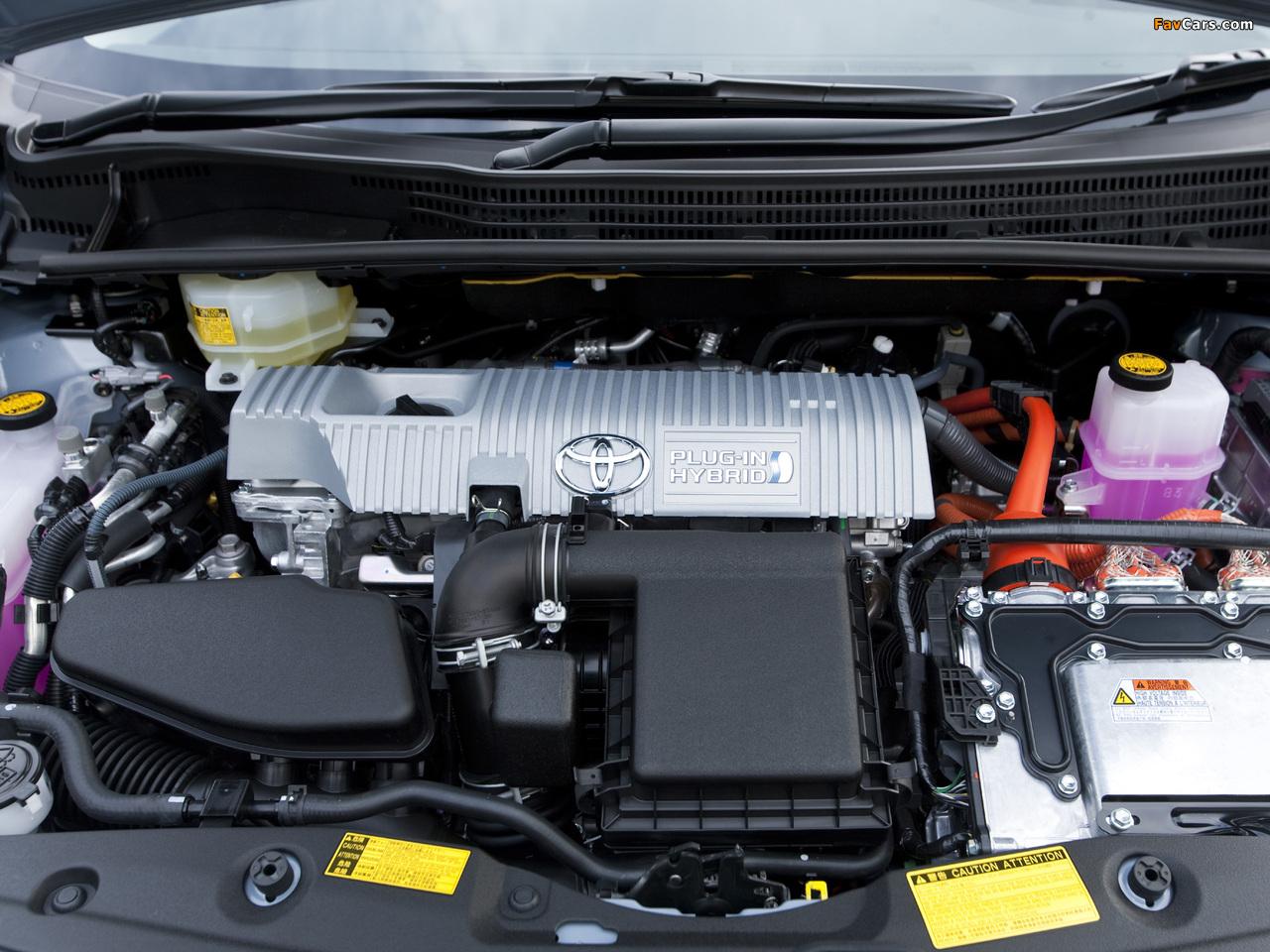 Toyota Prius Plug-In Hybrid Concept US-spec (ZVW35) 2009 images (1280 x 960)