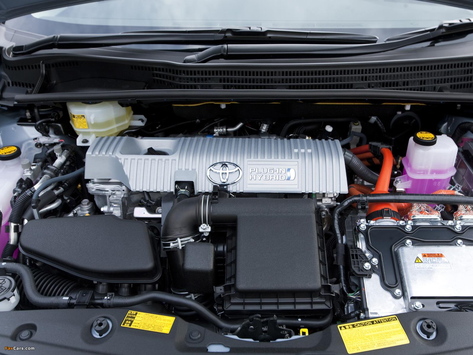 Toyota Prius Plug-In Hybrid Concept US-spec (ZVW35) 2009 images (1600 x 1200)
