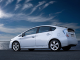 Toyota Prius (ZVW30) 2009–11 images