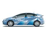 Toyota Prius Plug-In Hybrid Concept (ZVW35) 2009 photos