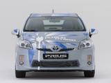 Toyota Prius Plug-In Hybrid Concept (ZVW35) 2009 pictures