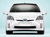 Toyota Prius (ZVW30) 2009–11 wallpapers