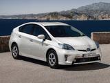 Toyota Prius Plug-In Hybrid (ZVW35) 2011 images