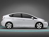 Toyota Prius (ZVW30) 2011 images