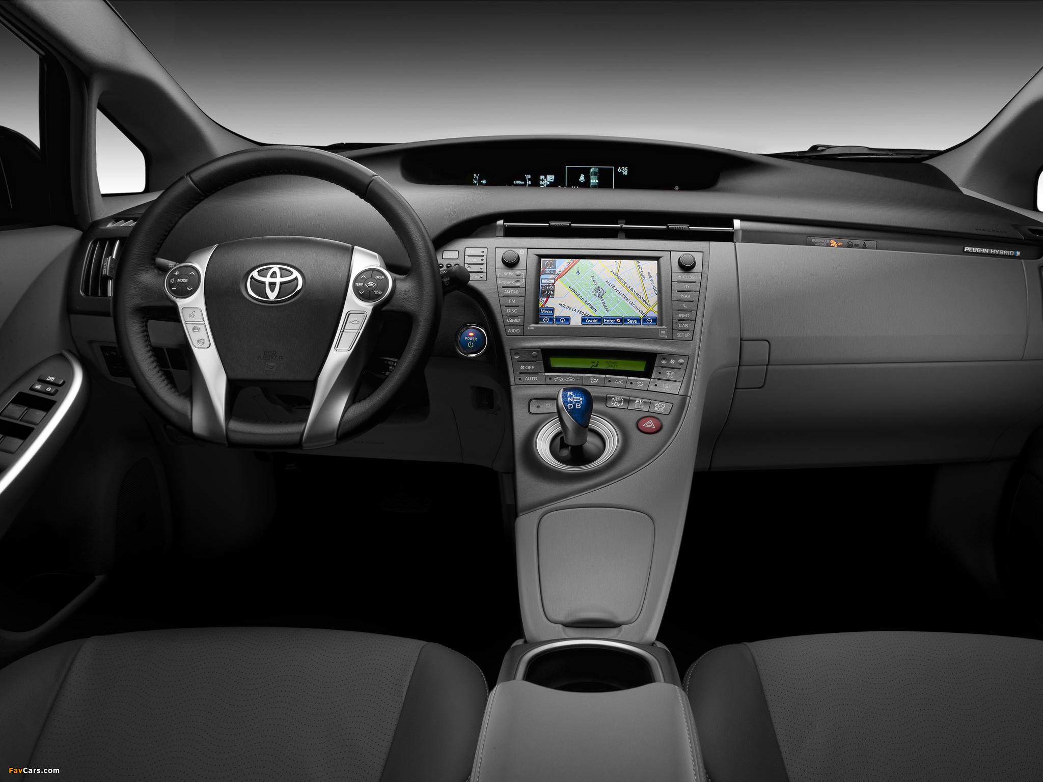 Технические характеристики Toyota Prius (Тойота Приус)