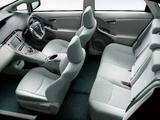 Toyota Prius PHV S (ZVW35) 2011 photos
