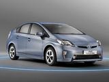 Toyota Prius Plug-In Hybrid (ZVW35) 2011 photos