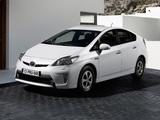 Toyota Prius Plug-In Hybrid (ZVW35) 2011 pictures
