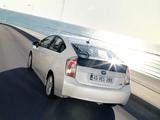 Toyota Prius (ZVW30) 2011 pictures