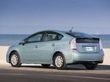 Toyota Prius Plug-In Hybrid US-spec (ZVW35) 2011 wallpapers