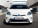 Toyota Prius Plug-In Hybrid (ZVW35) 2011 wallpapers