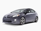 Toyota Prius PLUS Performance Package (ZVW30) 2011 wallpapers