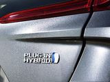 Toyota Prius Plug-in Hybrid 2016 images