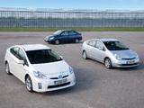 Toyota Prius photos