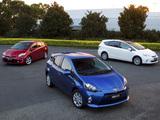 Toyota Prius wallpapers