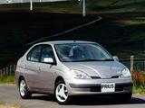 Toyota Prius JP-spec (NHW10) 1997–2000 wallpapers