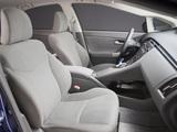 Toyota Prius US-spec (ZVW30) 2009–11 wallpapers