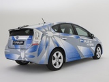 Toyota Prius Plug-In Hybrid Concept (ZVW35) 2009 wallpapers