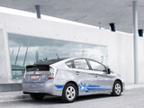 Toyota Prius Plug-In Hybrid Pre-production Test Car EU-spec (ZVW35) 2009–10 wallpapers