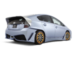 Toyota Prius C&A Custom Concept 2010 wallpapers