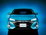 Toyota Prius PHV JP-spec 2016 wallpapers
