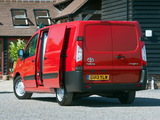 Images of Toyota ProAce Van Long UK-spec 2013