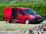 Photos of Toyota ProAce Van Long UK-spec 2013