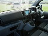Photos of Toyota ProAce Van Compact UK-spec 2017