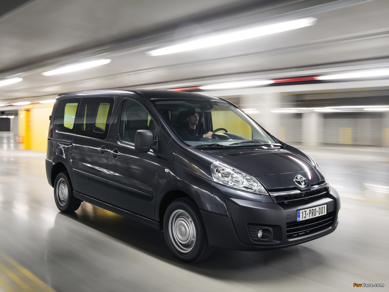 Toyota ProAce 2013 images (1280 x 960)